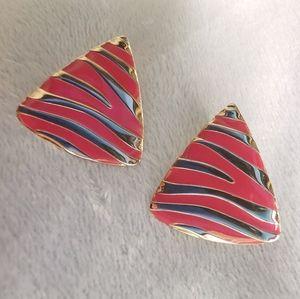 😍 VINTAGE earrings